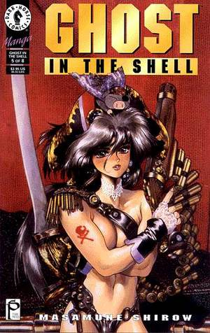 Ghost In The Shell 5 Of 8 Profile Dark Horse Comics