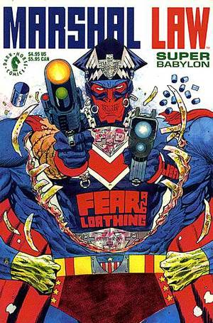 Image result for Marshal Law: Super Babylon
