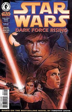 Star Wars: Dark Force Rising #2 (of 6) :: Profile :: Dark Horse Comics