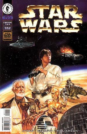 Star wars episode 1 comic book value