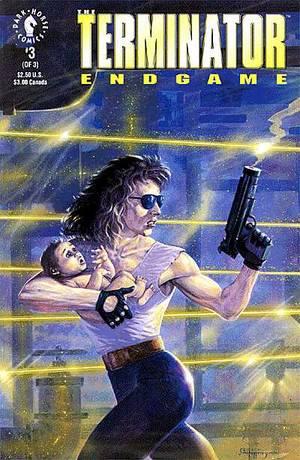 Terminator Endgame #3 Dark Horse