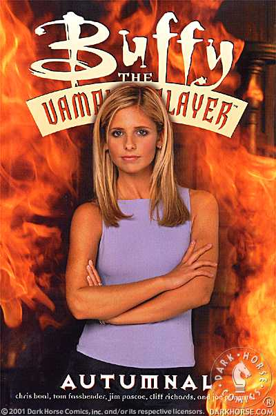 Buffy the Vampire Slayer Vol. 9: Autumnal TPB