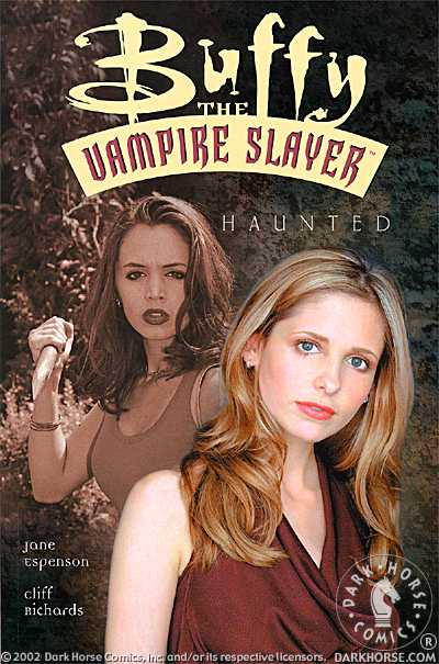 Buffy the Vampire Slayer Vol. 13: Haunted TPB