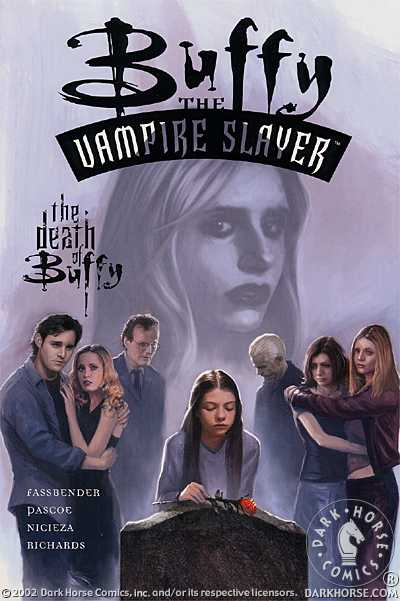 Buffy the Vampire Slayer Vol. 14: The Death of Buffy TPB