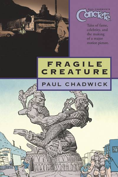 Concrete Volume 3: Fragile Creature TPB