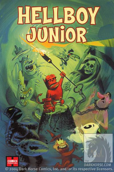 Hellboy Junior TPB