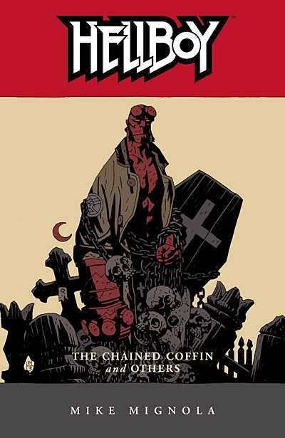 Hellboy Volume 3: The Chained Coffin and Others TPB (Current Printing)