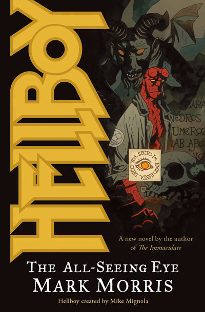 Hellboy: All-Seeing Eye (Novel)