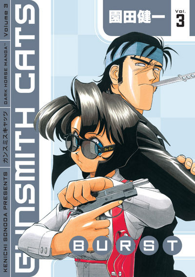 Gunsmith Cats: Burst Volume 3 TPB