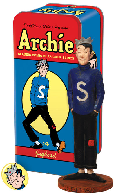 Classic Archie Character #4: Jughead Statue