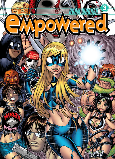 Empowered Volume 3 TPB