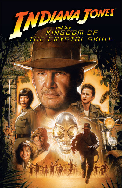 Indiana Jones and the Kingdom of the Crystal Skull TPB