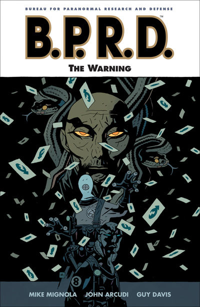B.P.R.D. Vol. 10: The Warning TPB