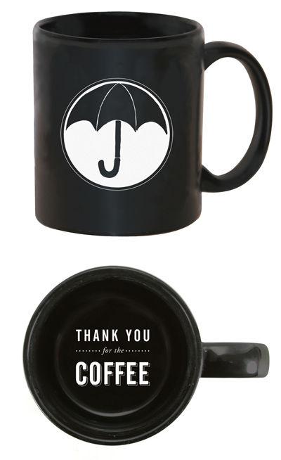 Umbrella Academy Mug
