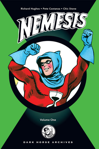 Nemesis Archives Volume 1 HC