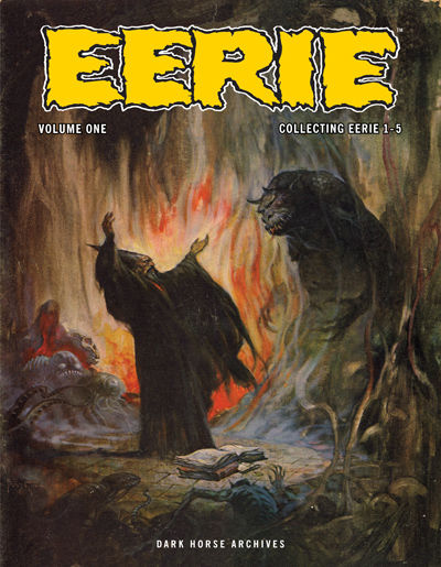 Eerie Archives Volume 1 HC