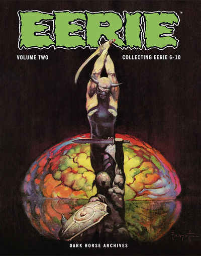 Eerie Archives Volume 2 HC