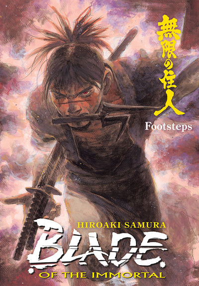 Blade of the Immortal Volume 22: Footsteps TPB