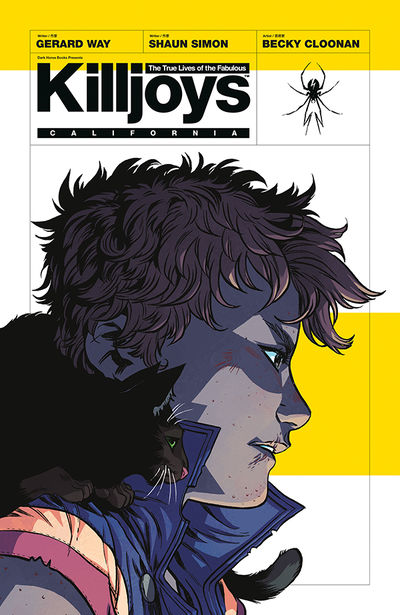 True Lives of the Fabulous Killjoys TPB (Current Printing)