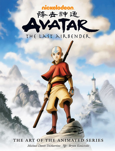 Avatar: The Last Airbender--The Art of the Animated Series HC