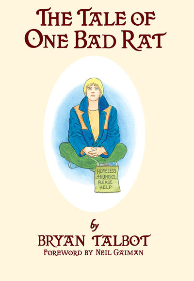 Tale of One Bad Rat HC