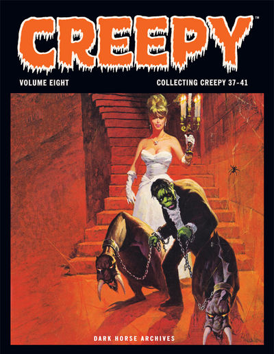 Creepy Archives Volume 8  HC