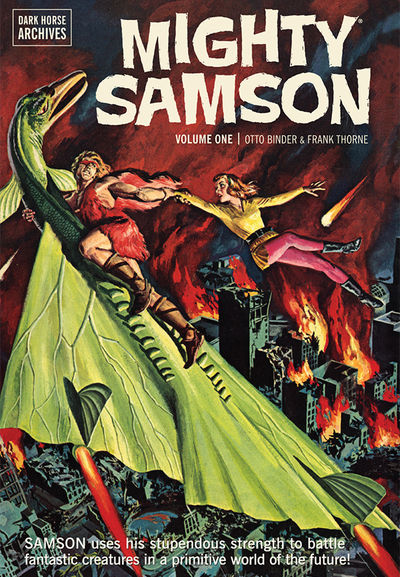 Mighty Samson Archives Volume 1 HC