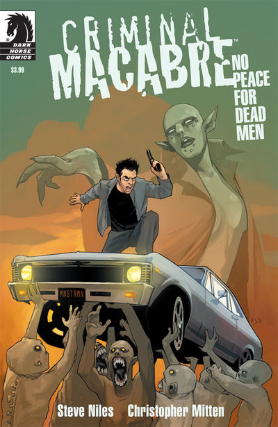 Criminal Macabre: No Peace for Dead Men (One Shot)