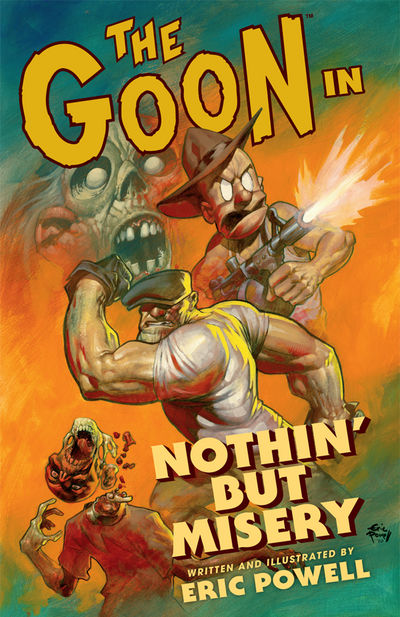 Goon Volume 1: Nothin' but Misery 2nd Ed