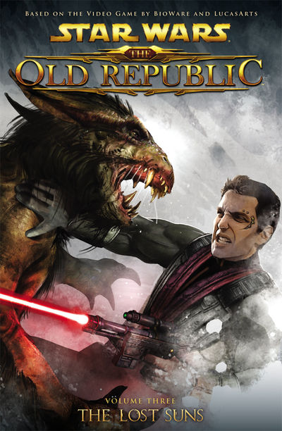 Star Wars: The Old Republic Volume 3-The Lost Suns TPB