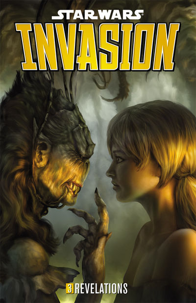 Star Wars: Invasion Volume 3 - Revelations TPB
