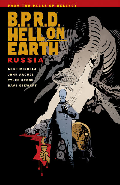 B.P.R.D. Hell on Earth Volume 3 - Russia TPB