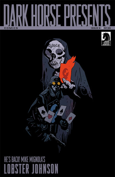 Dark Horse Presents #9 (Mike Mignola cover)
