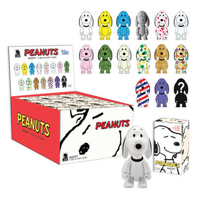 Snoopy Qee Mystery Box Assortment