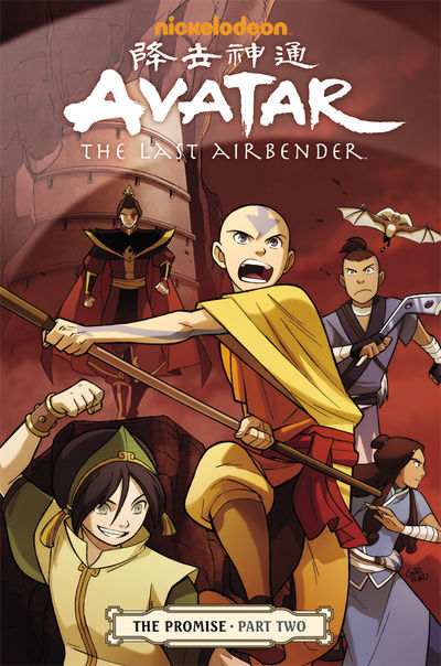 Avatar: The Last Airbender Volume 2 TPB - The Promise Part 2