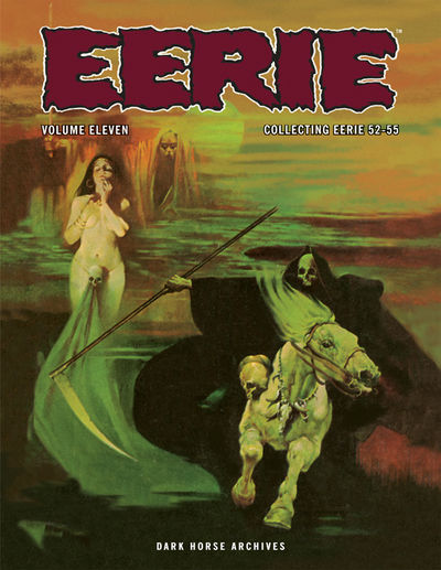 Eerie Archives Volume 11 HC