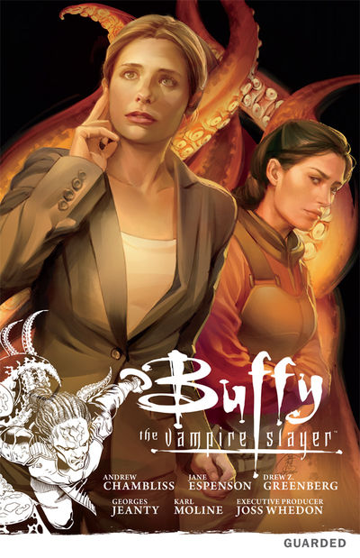 Buffy the Vampire Slayer: Season Nine Vol. 3 - Guarded TPB