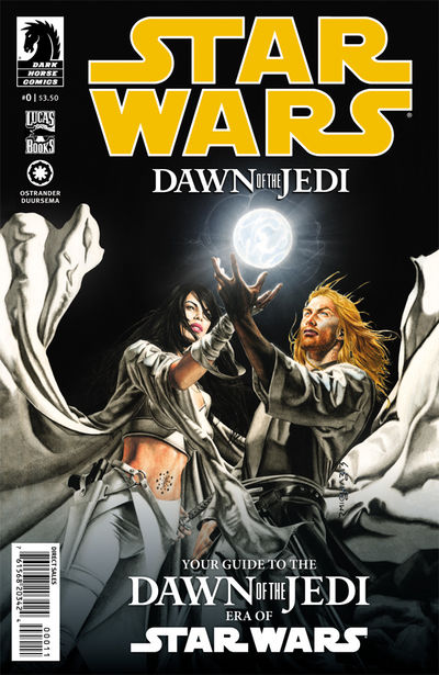 Star Wars: Dawn of the Jedi #0 (2nd Printing)
