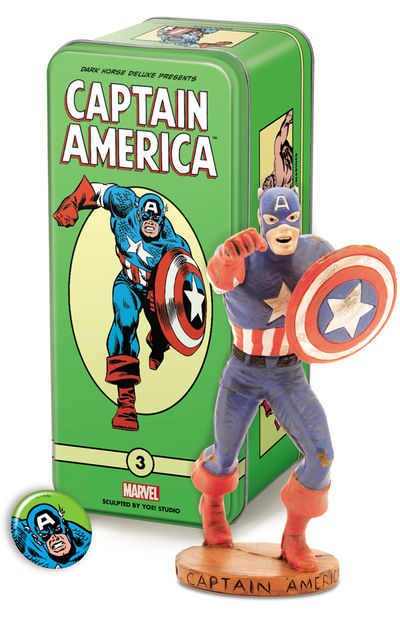 Marvel Classic Characters Series 2 #3: Captain America