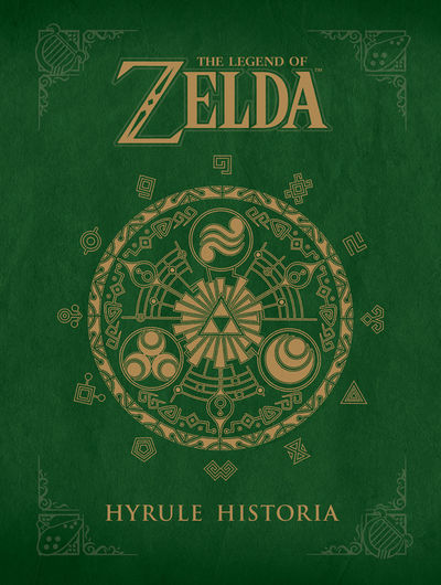 Legend of Zelda: Hyrule Historia HC