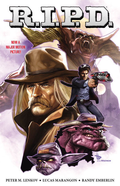R.I.P.D. Volume 1 TPB 2nd Edition