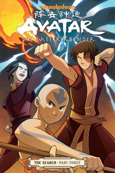 Avatar: The Last Airbender Volume 6 TPB - The Search Part 3