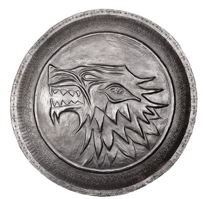 Game of Thrones Pin: Stark Shield