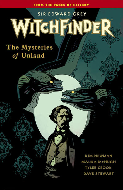 Witchfinder Volume 3: The Mysteries of Unland TPB