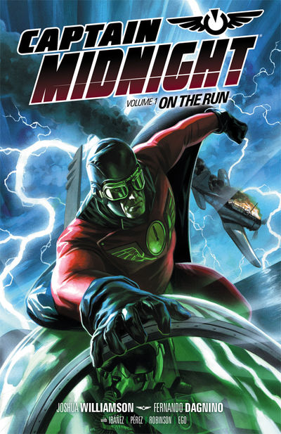 Captain Midnight Volume 1 TPB: On the Run