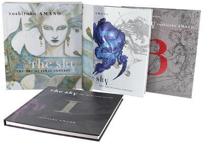 Sky: The Art of Final Fantasy (Slipcased Edition)