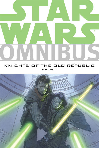 Star Wars Omnibus: Knights of the Old Republic Volume 1 TPB