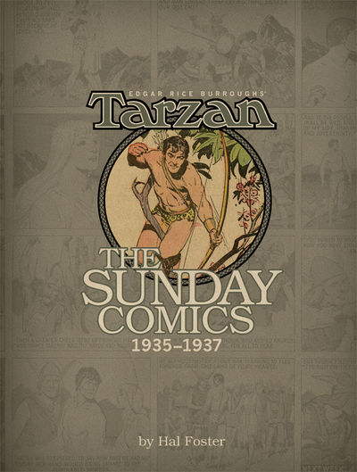 Edgar Rice Burroughs' Tarzan: The Sunday Comics Volume 3 HC (1935-1937)