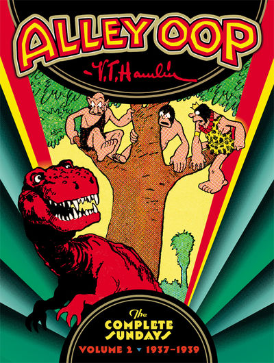 Alley Oop: The Complete Sundays Volume 2 HC - 1937-1939