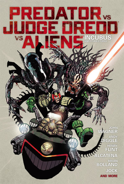 Predator vs. Judge Dredd vs. Aliens HC